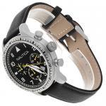 zegarek Nautica A16577G srebrny Pasek