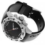 zegarek Nautica A18665G srebrny Pasek