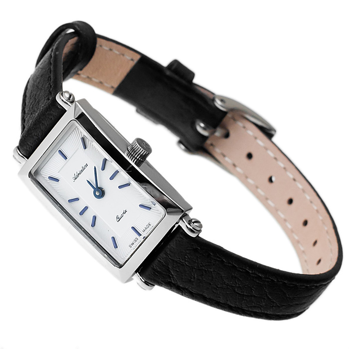 zegarek Adriatica A3286.52B3Q srebrny Pasek