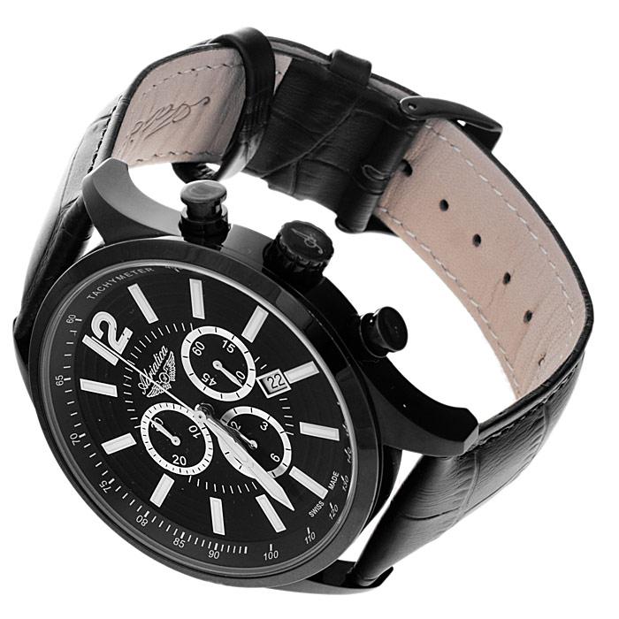 zegarek Adriatica A8188.B254CH srebrny Pasek