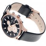 zegarek Bisset BSCC24G złoty Wielofunkcyjne