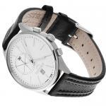 zegarek Bisset BSCC78W srebrny Klasyczne
