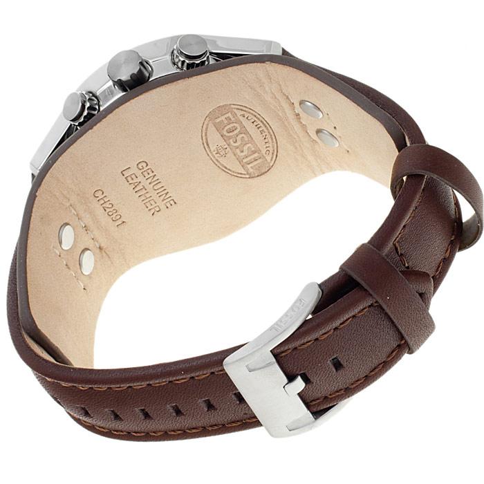 Fossil CH2891 zegarek Sport z chronograf