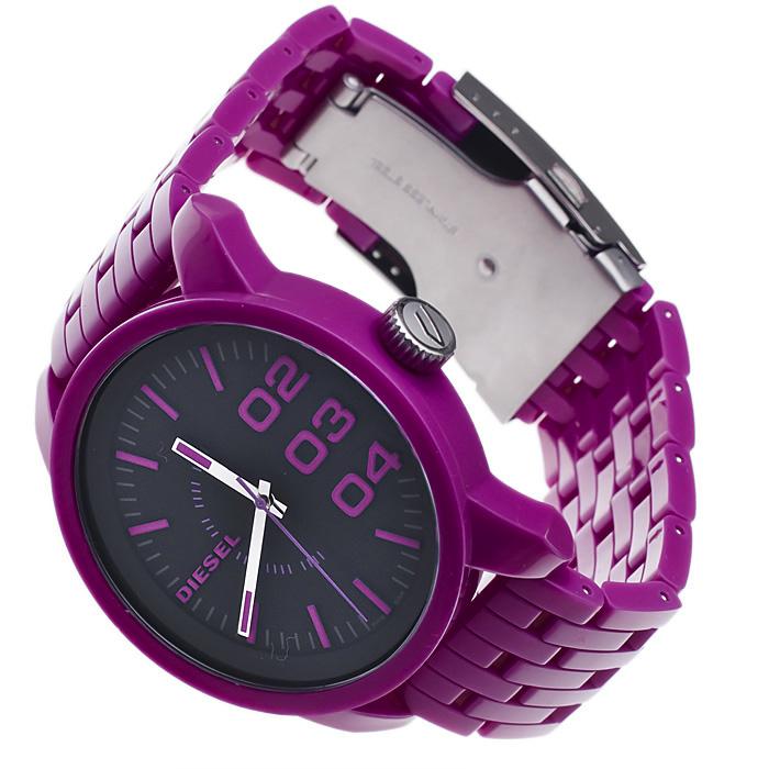 zegarek Diesel DZ1524 różowy Wyprzedaż