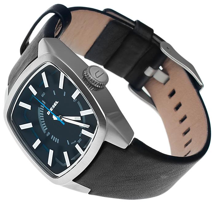 zegarek Diesel DZ1530 srebrny Analog