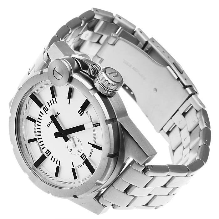 zegarek Diesel DZ4237 srebrny Wyprzedaż
