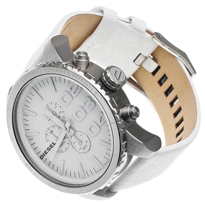 zegarek Diesel DZ4240 srebrny Analog