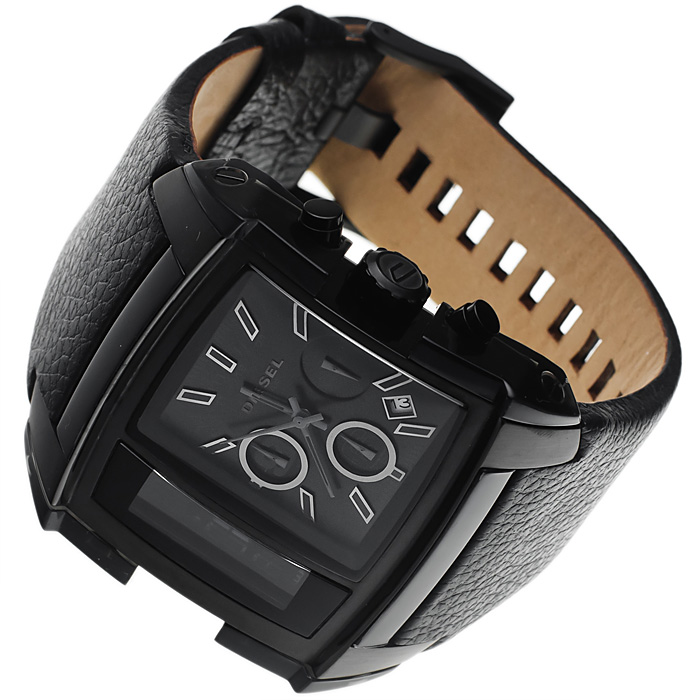 zegarek Diesel DZ7192 szary Premium