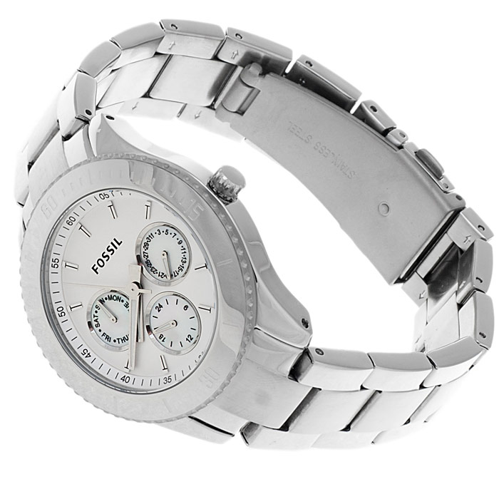 zegarek Fossil ES3052 srebrny Ladies Dress