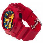 zegarek G-Shock GA-110FC-1AER czerwony G-Shock