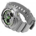 zegarek G-Shock GA-200SH-8AER szary G-Shock