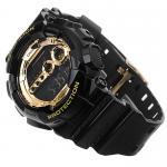 zegarek G-Shock GD-100GB-1ER czarny G-SHOCK Style