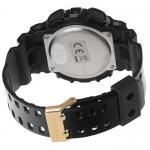 G-Shock GD-100GB-1ER G-SHOCK Style BLACK AND GOLD zegarek męski sportowy mineralne