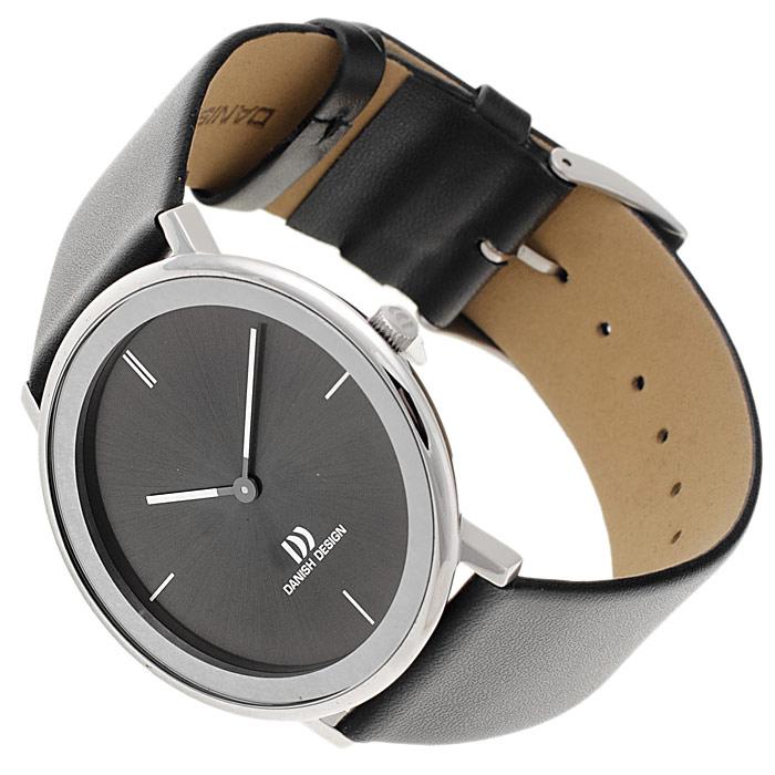 zegarek Danish Design IQ16Q1010 srebrny Pasek