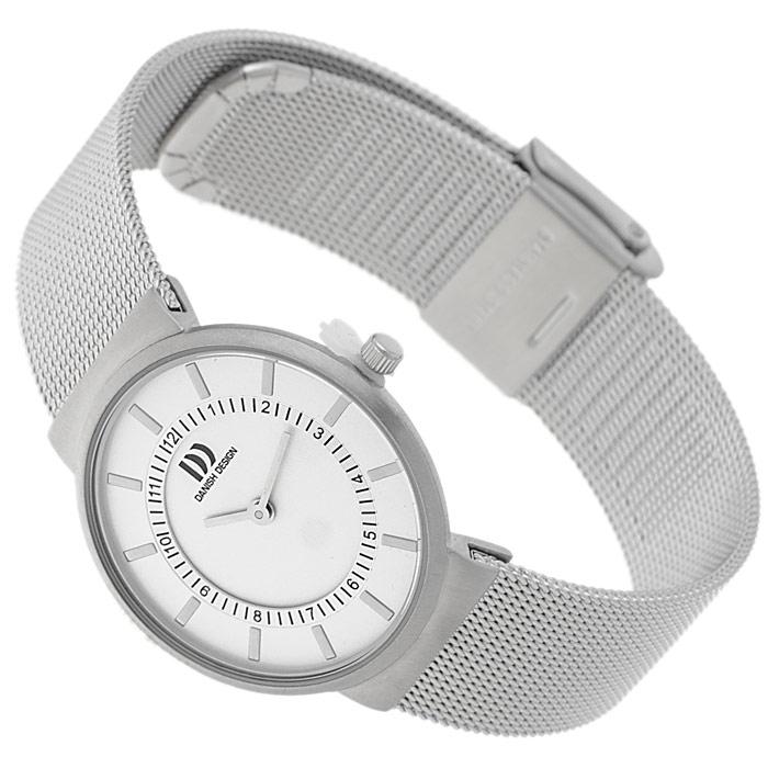 zegarek Danish Design IV62Q986 srebrny Bransoleta