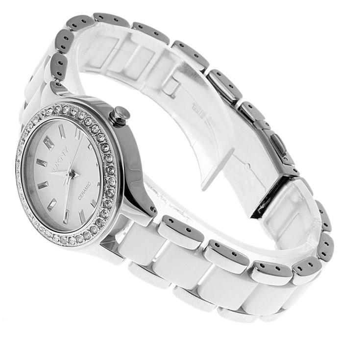 zegarek DKNY NY8139 srebrny Bransoleta