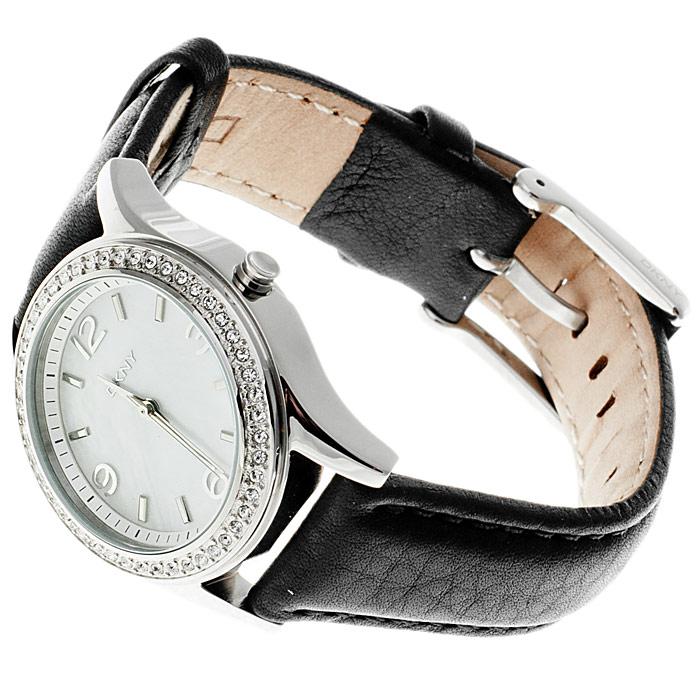 zegarek DKNY NY8370 srebrny Bransoleta