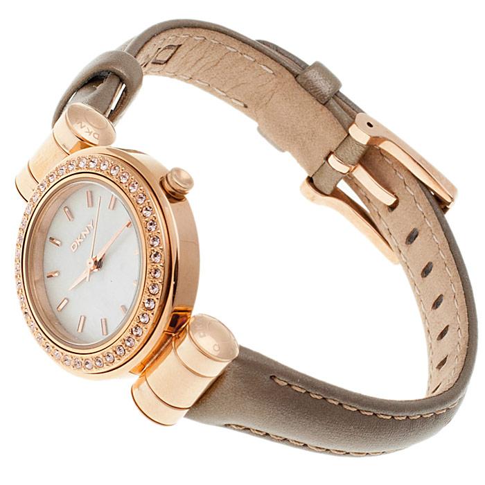 zegarek DKNY NY8563 złoty Pasek