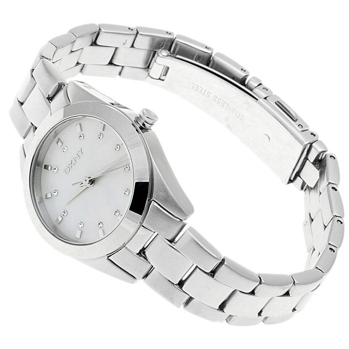 zegarek DKNY NY8619 srebrny Bransoleta
