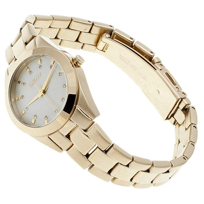 zegarek DKNY NY8620 złoty Bransoleta
