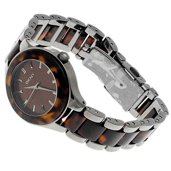 zegarek DKNY NY8650 srebrny Bransoleta