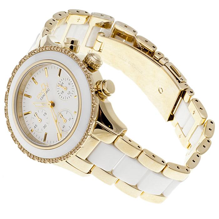 zegarek DKNY NY8830 złoty Bransoleta
