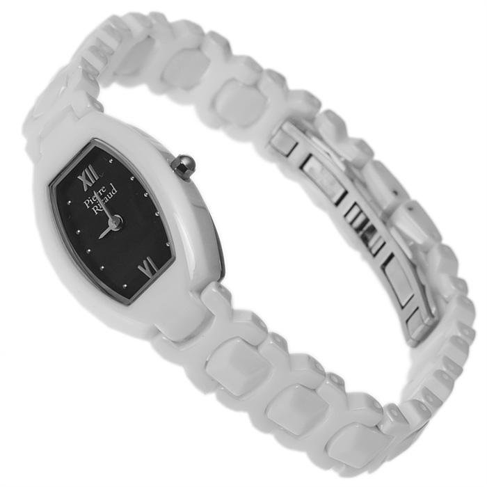 zegarek Pierre Ricaud P21041.C164Q biały Bransoleta