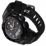 zegarek ProTrek PRG-550-1A1ER czarny ProTrek