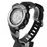 zegarek ProTrek PRW-1300-1VER srebrny ProTrek