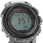 ProTrek PRW-2000T-7ER Monte Antelao ProTrek sportowy zegarek srebrny