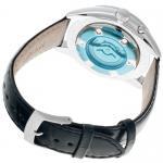 Seiko SRN051P1 Kinetic zegarek męski klasyczny mineralne utwardzane