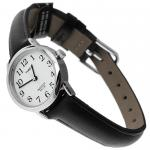 Timex T20441 Easy Reader Classic Easy Reader klasyczny zegarek srebrny