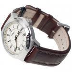 Timex T2E581 Bank Street Fashion klasyczny zegarek srebrny