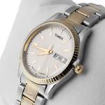 zegarek Timex T2M556 srebrny Classic