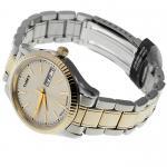 Timex T2M556 Classic klasyczny zegarek srebrny