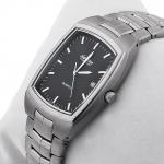 zegarek Adriatica A1070.4114Q szary Tytanowe