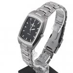 Adriatica A1070.4114Q Tytanowe zegarek męski klasyczny szafirowe