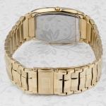 Adriatica A1071.1151Q Bransoleta klasyczny zegarek złoty