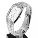 Adriatica A1071.5153Q Bransoleta zegarek męski klasyczny szafirowe