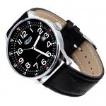 Adriatica A1074.5224A Pasek klasyczny zegarek srebrny