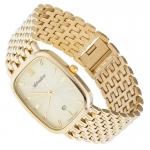 Adriatica A1219.1161Q Bransoleta klasyczny zegarek złoty