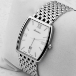 zegarek Adriatica A1221.5163Q srebrny Bransoleta