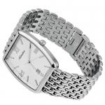 Adriatica A1221.5163Q Bransoleta klasyczny zegarek srebrny
