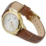 Adriatica A3064.1213Q Pasek klasyczny zegarek złoty