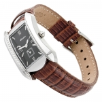 Adriatica A3091.5264QZP Pasek klasyczny zegarek srebrny