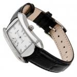 Adriatica A3092.5263QZ Pasek klasyczny zegarek srebrny