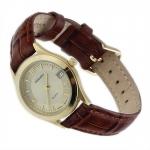 Adriatica A3111.1261 Pasek klasyczny zegarek złoty