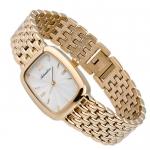 Adriatica A3119.1163 Bransoleta klasyczny zegarek złoty