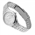 Adriatica A3136.5113Q Classic Bransoleta klasyczny zegarek srebrny