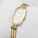 Adriatica A3460.1151QZ zegarek złoty klasyczny Bransoleta bransoleta